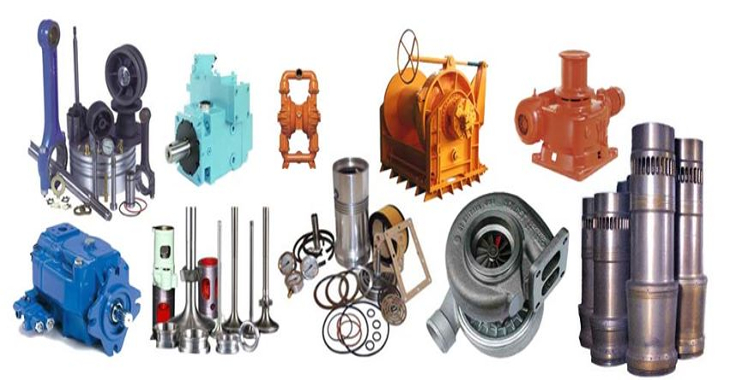 Marine Engine Spares in Gujarat