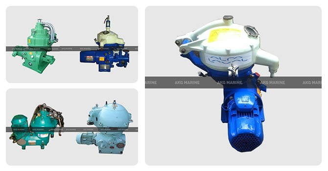 Marine Oil Purifier, Used Oil Purifier | AKG Marine