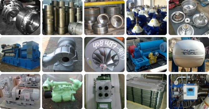 Marine Spare Parts Suppliers