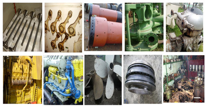 Ship Spare Parts Supplier